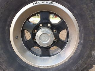 on170 PRO COMP ALLOY Wheel  Ford Super Duty/Excursion