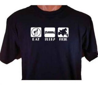 Eat Sleep Ride 4 Wheeler KIDS T Shirt