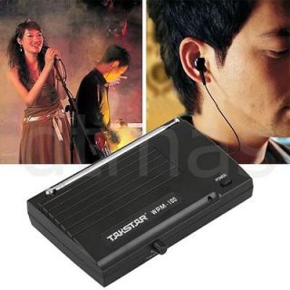 In Ear Wireless Monitor System Receiver Transmitter for Stage