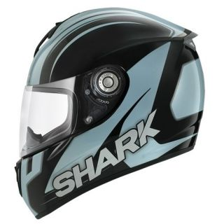 Shark RSI Pro Genius Helmet Blue&Black Motorcycle Helmet/WAS $529.95