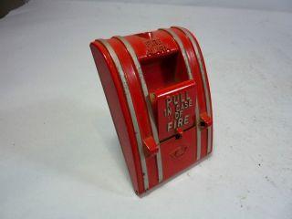 Edwards SIGA 270 Pull Station Fire Alarm  WOW