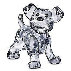 1091119 Scamp Dog Disney Character Swarovski Crystal Figurine   MIB