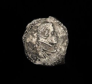 Silver Shipwreck Ducaton Sunken Treasure Dutch East Indiaman Coin