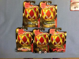 2011 2012 Holiday Hot Rods Lot Of 5 Viper Datsun Wagon Buick 1/4 Mile