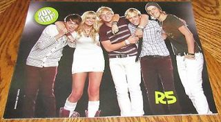 PINUP 8X10 Ross Riker Rocky Rydel Lynch Ellington Ratliff Pop Rock Hug