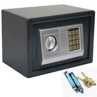 14 Inch Electric Digital Safe Box For Home Security Jewelry Cash Money
