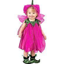 Pink Elf Fairy Flower Dress Toddler Tulip Costume 12 24