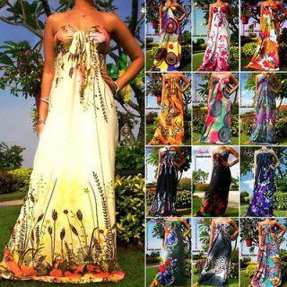 ANGELA NEW Evening Summer Sexy Women Long Maxi Dress Size Sz M   XXL 8