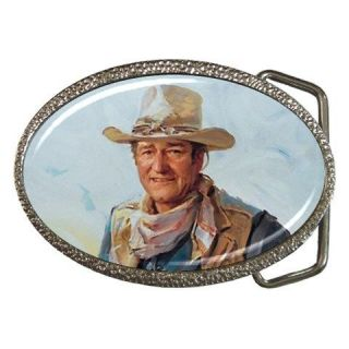 john wayne belt buckle