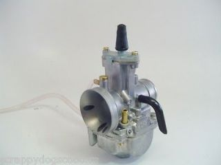 Performance KOSO PWK carburetor 28mm 2  stroke racing flat side race