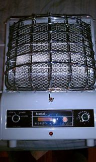 Newly listed Markel NEO GLO 198 TMC. Heater.