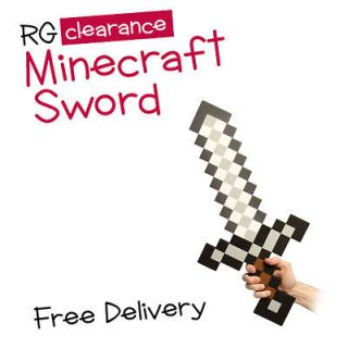 NEW* Officially Licensed MINECRAFT FOAM SWORD   Large 60cm