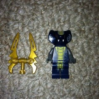 Newly listed LEGO Ninjago Hypnobrai Slithraa Rare minifigure Mini Fig