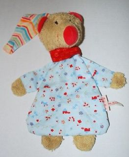 KATHE KRUSE GERMANY SAMBAR BEAR TERRY CLOTH FABRIC LOVEY TOWEL DOLL