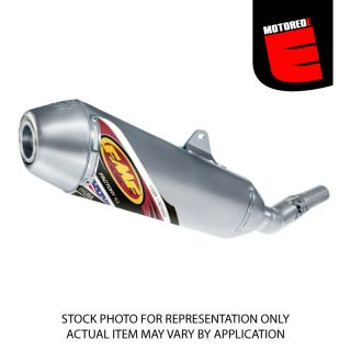 FMF Fictory 4.1 SL Slip On Exhaust ATV Quad Yamaha Raptor 350 2005