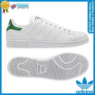 ADIDAS ORIGINALS MENS STAN SMITH 2 SHOES TRAINERS 6 7 8 9 10 11