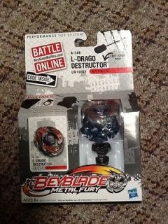 NEW BEYBLADE METAL FURY L DRAGO DESTRUCTOR