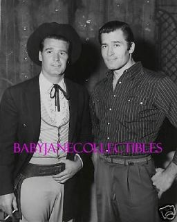 JAMES GARNER CLINT WALKER photo MAVERICK CHEYENNE photo