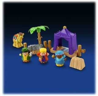 NEW Fisher Price Little People The Three Wise Men