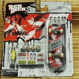 New Tech Deck Finger Skate Boarding Improve Skateboard Skill