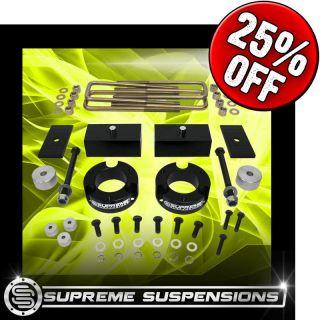 05 12 Toyota Tacoma 3 Front + 2 Rear Suspension Lift Kit PRO w