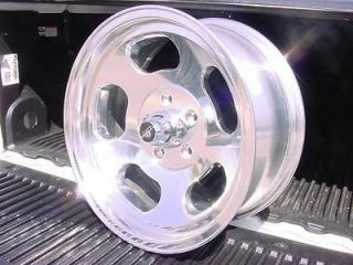 ET STYLE SLOTS 15X8 GM CHEVY BUICK OLDS ANSEN WHEELS AMERICAN RACING