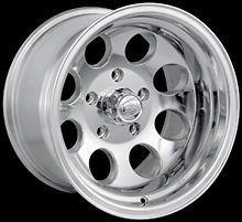CPP ION Alloys style 171 Wheels Rims 16x10, 6x5.5 Polished Aluminum