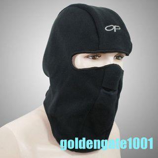GG Motorcycle Snowboard Neoprene Face Black Full Mask New Cool