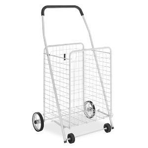 Certified Safe Durable Supermarket Trolley Shopping 1728882741 moreover Handicap Metal Grocery Shopping Carts Market Carriage EBay moreover Black Powder Coated Frame Designer Series Radius Corner Porcelain Enamel On Steel Markerboard 24x36 1 Each Unit further Po Pr further Best Bikes For Men. on white folding shopping cart