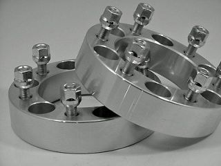 4pc HUMMER H3 WHEEL ADAPTER SPACERS FREE LUGS 2.00 Inch