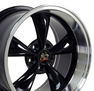 10 Anthracite Bullitt Wheels Bullet Rims Fit Mustang® GT 94 04