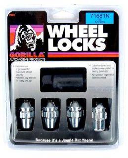 Pack Boat or Utility Trailer Wheel Locking Lug Nuts 1/2 20 Thread