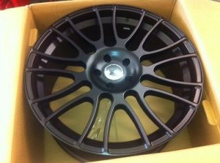 22black alloy wheels with 285/35 tyres for range rover sport/vogue
