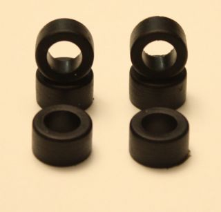 Rear Tires for AFX Magnatraction Slot Cars