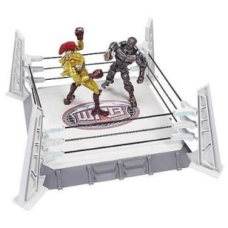 Real Steel WRB MAIN EVENT RING playset with sound effects NEW!