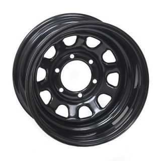 Pro Comp Xtreme Rock Crawler Series 52 Black Wheel 15x14 6x5.5 BC
