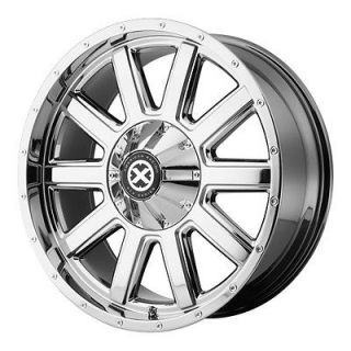 18x9 American Racing ATX Force PVD Wheel/Rim(s) 5x114.3 5 114.3 4x4.5