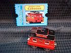 Thomas & Friends Diecast Learning Curve SODOR LINE CABOOSE W/ TICKET