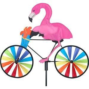 Flamingo Garden Wind Spinner Whirligig Wind Twister