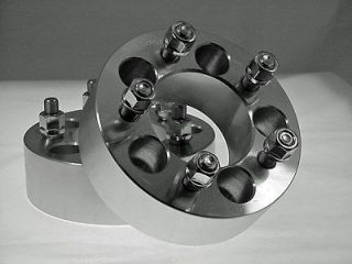 4pc GMC SONOMA 5X4.75 Wheel Adapter Spacers 2.00 Inch Free Ship