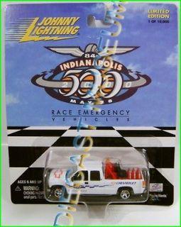 2000 00 CHEVY SILVERADO TRUCK PICKUP RACE EMERGENCY INDIANAPOLIS 500