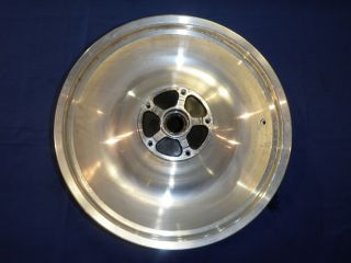 Harley Davidson V Rod Solid Rear Wheel # 41062 01
