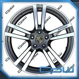 Q7 Custom 22 inch Wheels Rims New Style 2013 09 10 11 12