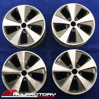 Hyundai Sonata 17 2011 2012 Wheels Rims Set 4 Four 70810