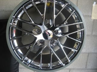 2010 Chevy Corvette Rims Aftermarket Fit ZR1AND Grand Touring