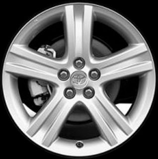 17 Alloy Wheels Rims for 2009 2010 2011 2012 Toyota Corolla New Set