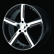 18 inch 2005 2010 Ford Mustang GT Rims Wheel Black 18x8