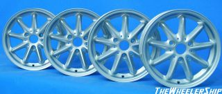 Smart USA 2008 2012 15 Factory Stock Wheels Rims Set