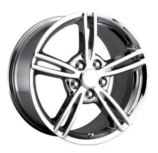 18 19 Chrome C5 C6 2008 Corvette Wheels Rims
