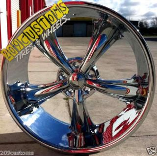 inch Wheels Tires DW19 Chrome Dodge Charger 2004 2005 2006 2007 2008